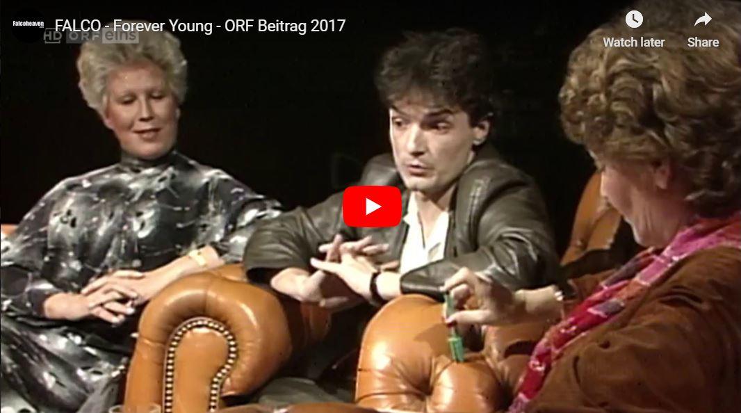 ORF: Falco – Forever Young // Doku-Empfehlung von Alex Weber