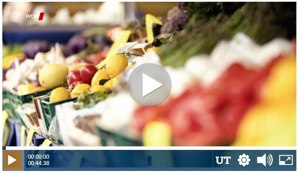 WDR-Doku: Gesunde Ernährung - Was dürfen wir alles essen?