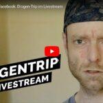 Y-Kollektiv: Hexengott auf Facebook - Drogen-Trip im Livestream