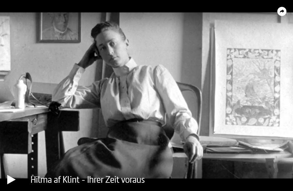 ARTE-Doku: Hilma af Klint - Ihrer Zeit voraus