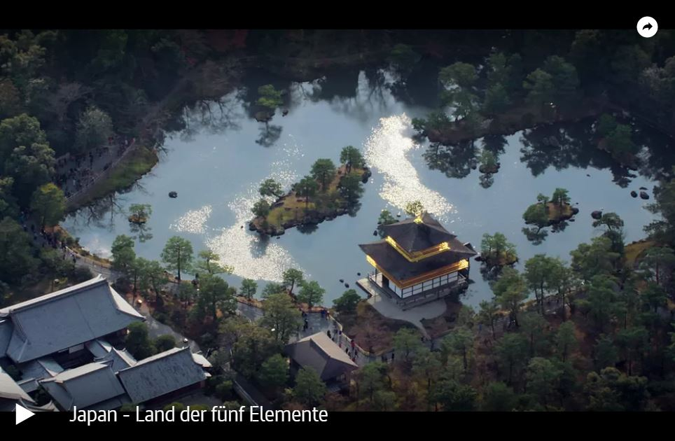 ZDF-Doku: Japan - Land der fünf Elemente