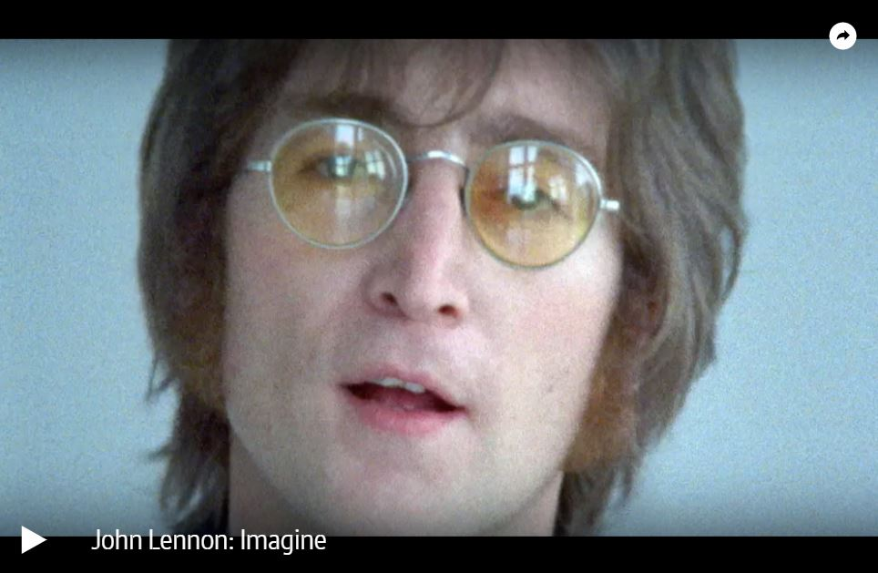ARTE-Doku: John Lennon - Imagine