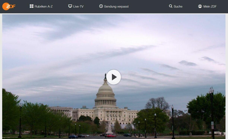 ZDF-Doku: Macht und Machenschaften USA - Gekaufte Politik