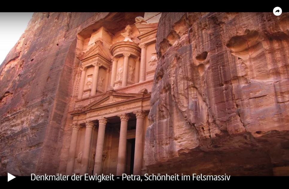 ARTE-Doku: Petra - Schönheit im Felsmassiv