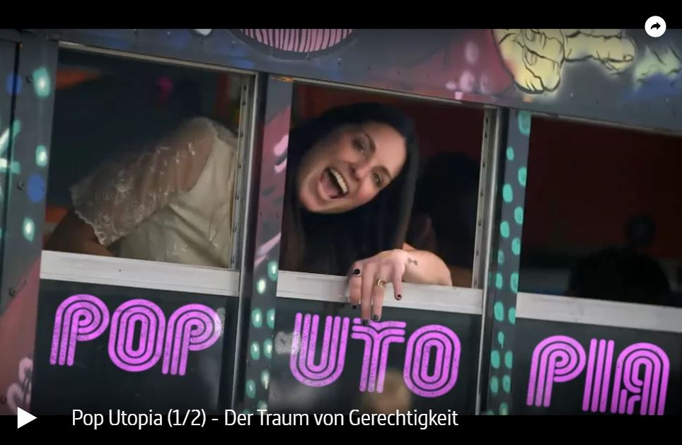 ZDF-Doku: Pop Utopia (2 Teile)