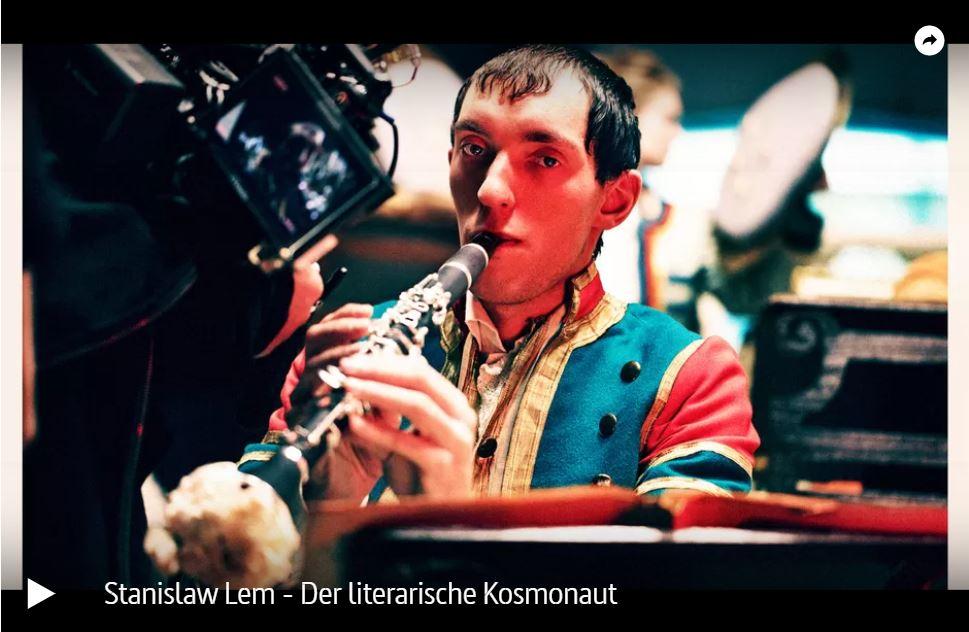 ARTE-Doku: Stanislaw Lem - Der literarische Kosmonaut