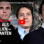 ZDF-Reportage: Während Corona - Online-Milliardäre kündigen Mietern
