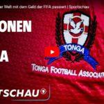 Sportschau-Doku: Was am Ende der Welt mit dem Geld der FIFA passiert