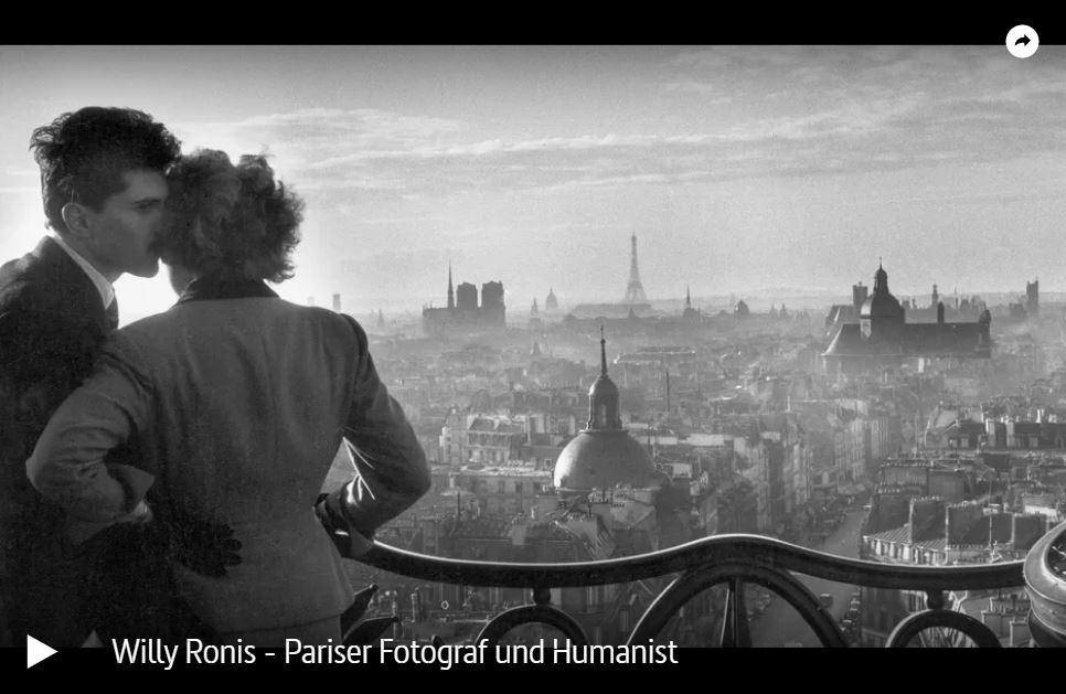 ARTE-Doku: Willy Ronis - Pariser Fotograf und Humanist