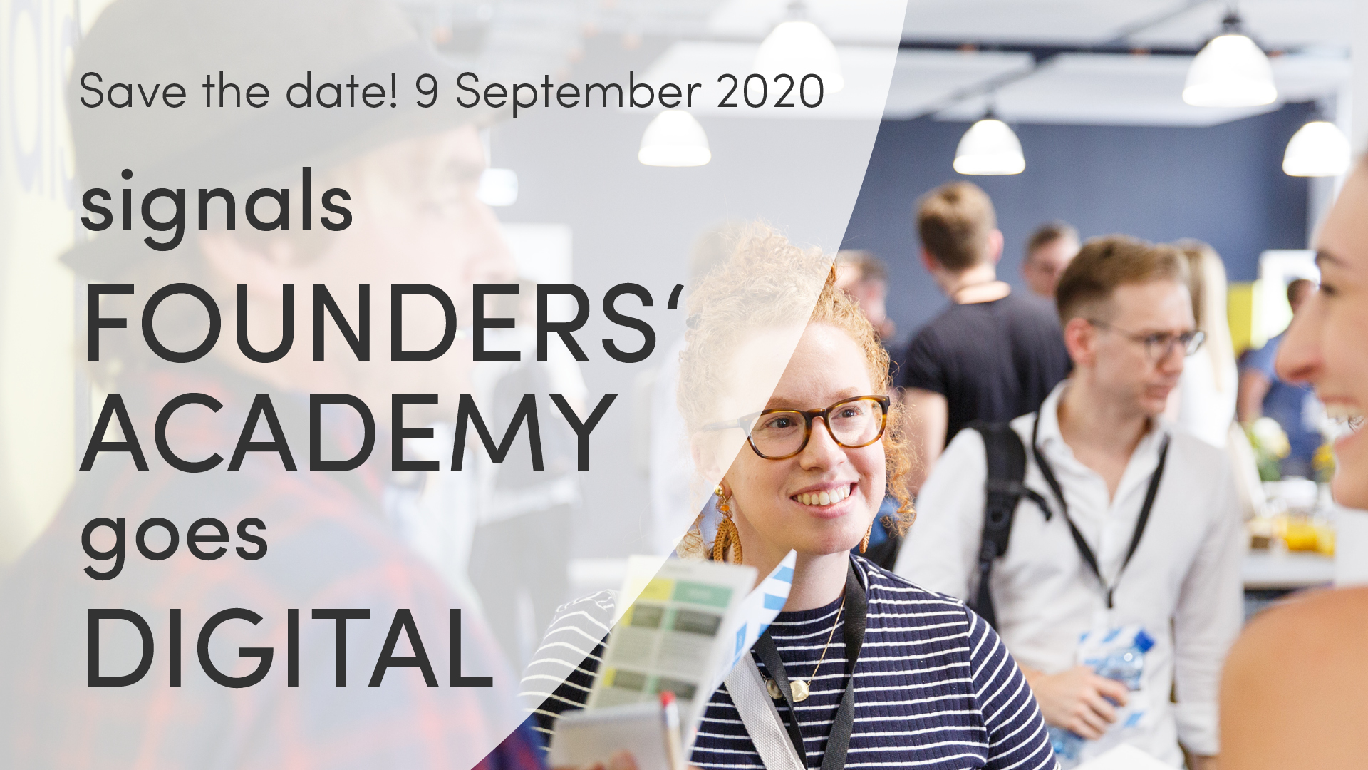 signals Founders' Academy 2020