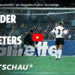 Sportschau-Doku: 50 Jahre Elfmeterschießen - ein deutsches Drama