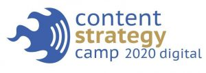 Content Strategy Camp 2020