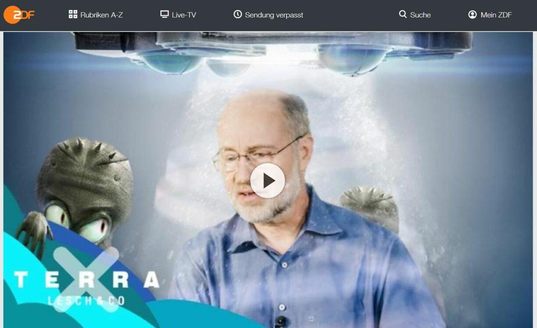 Terra X, Harald Lesch: Wo sind die Aliens? Das Fermi-Paradoxon