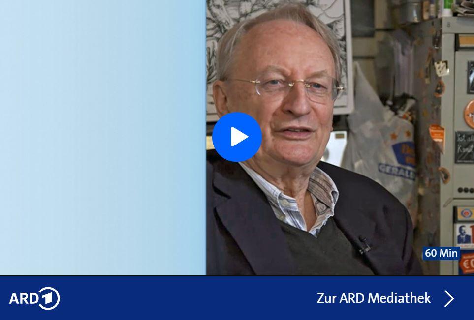 SWR-Doku: Der Plakatkünstler Klaus Staeck - Die Kunst findet nicht im Saale statt