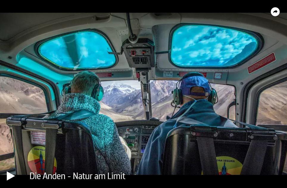 WDR-Doku: Die Anden - Natur am Limit