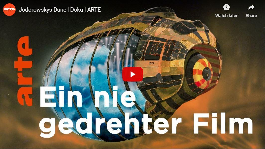 ARTE-Doku: Alejandro Jodorowskys »Dune« - ein nie gedrehter Film
