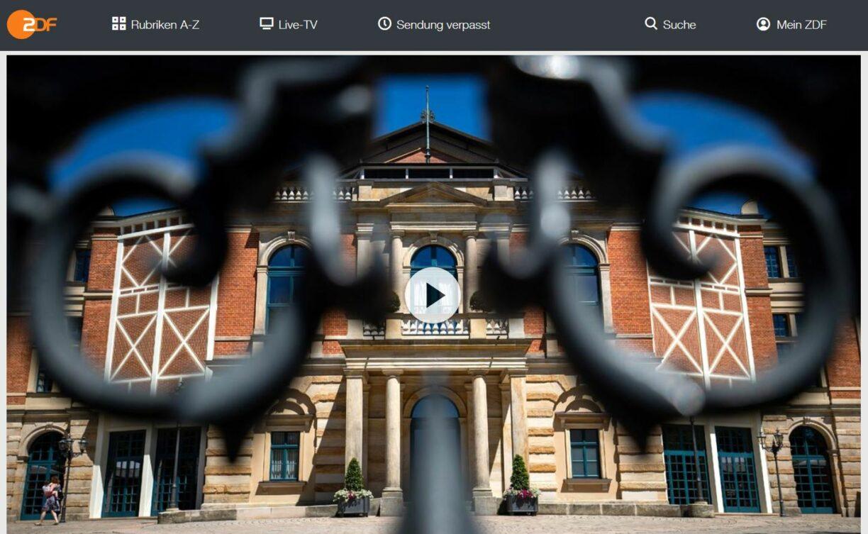 3sat-Doku: Bayreuth und Salzburg - Festspielstädte und die Krise