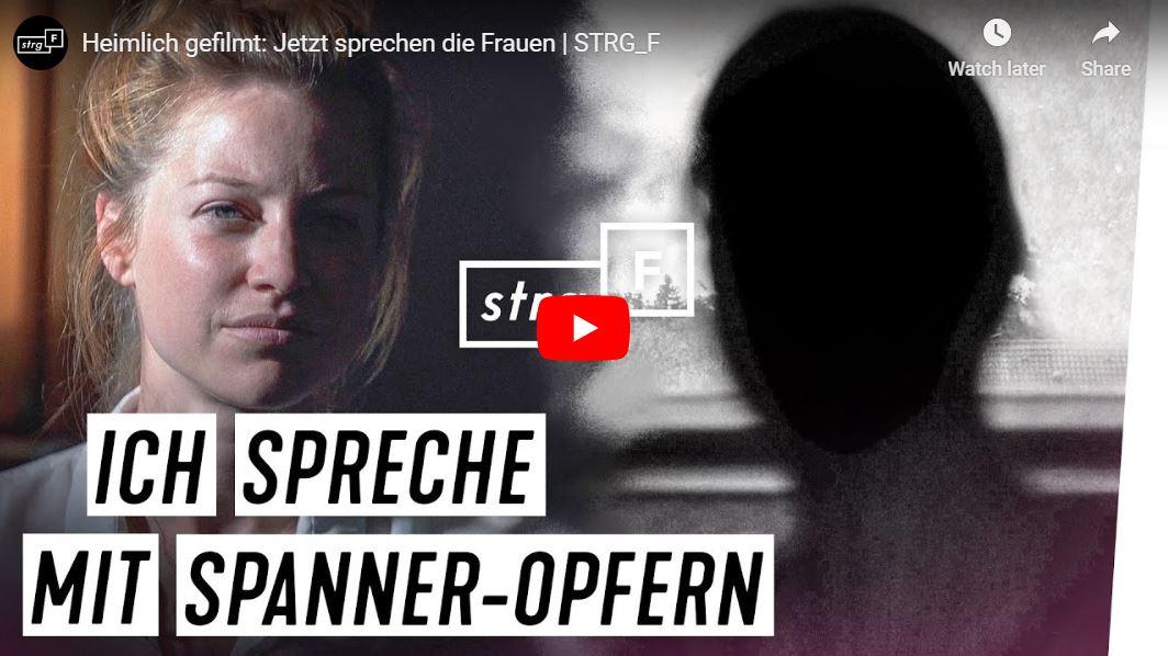 STRG_F: Heimlich gefilmt - Jetzt sprechen die Frauen