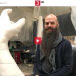 3sat-Doku: Klimawandel in der Kunst