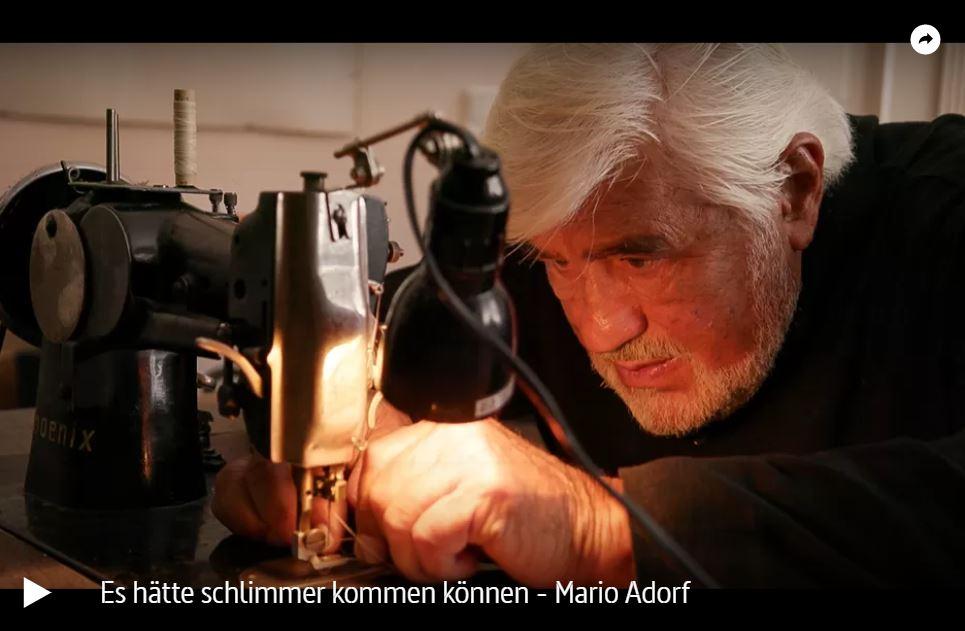 BR-Doku: Mario Adorf - Es hätte schlimmer kommen können