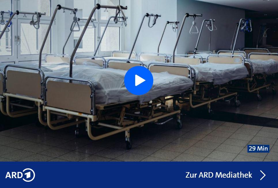 RBB-Doku: Markt macht Medizin
