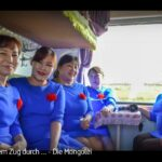 SWR-Doku: Mit dem Zug durch die Mongolei