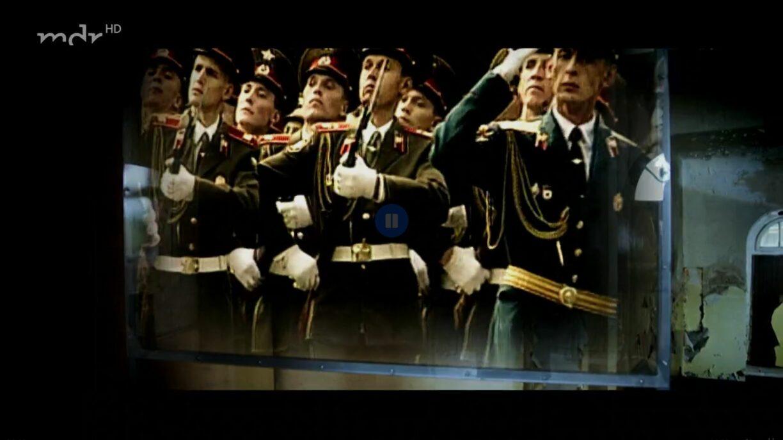 MDR-Doku: Sowjetarmee geheim - Soldatenalltag in der DDR (2 Teile)