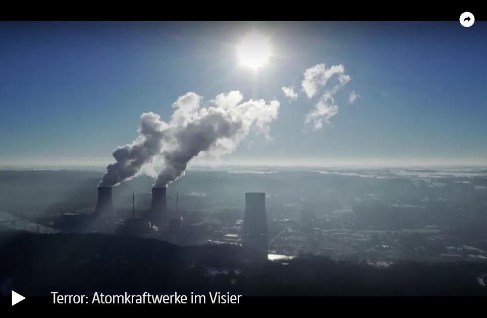 ARTE-Doku: Terror - Atomkraftwerke im Visier