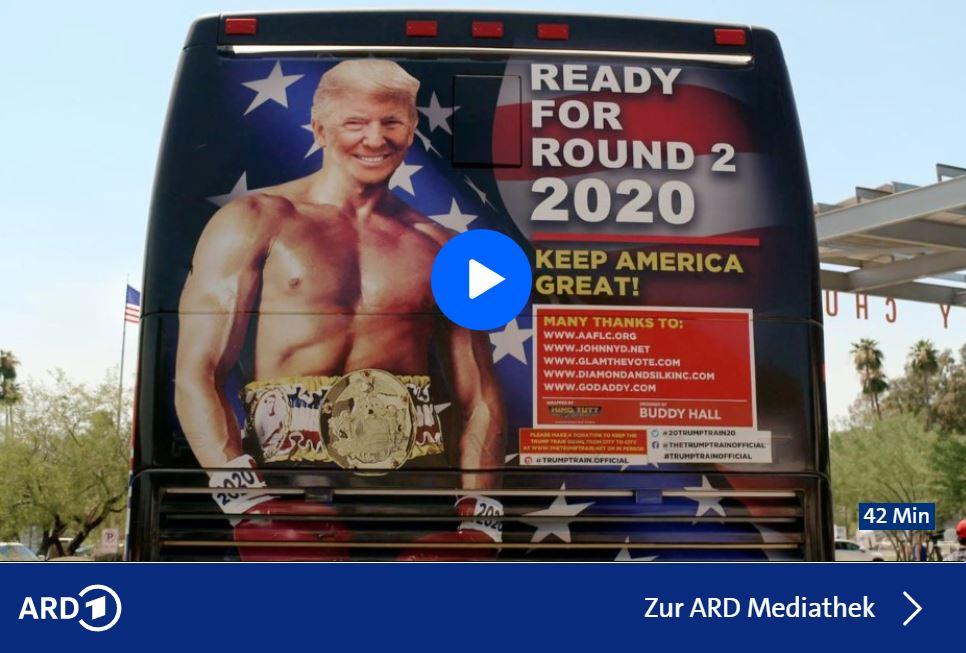 ARD-Doku: Trumps Amerika - Die fremd gewordene Supermacht