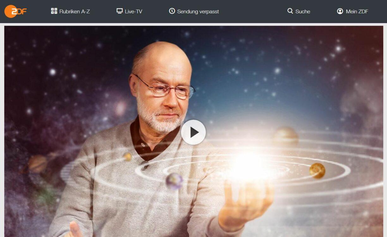 Terra X, Harald Lesch: Warum ist das Sonnensystem flach?