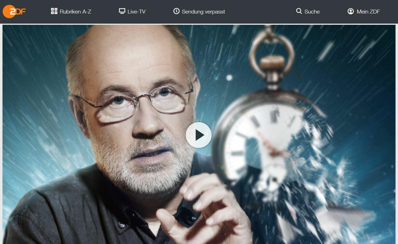 Terra X, Harald Lesch: Was war vor dem Urknall?
