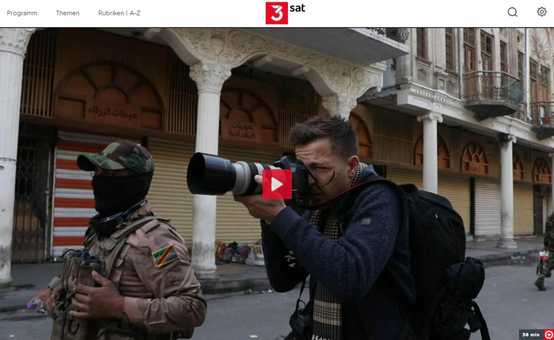 3sat-Doku: Zeugen des Krieges - Kriegsfotografie im Wandel