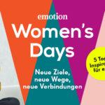 EMOTION Women's Day 2020