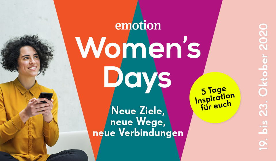 EMOTION Women's Day 2020