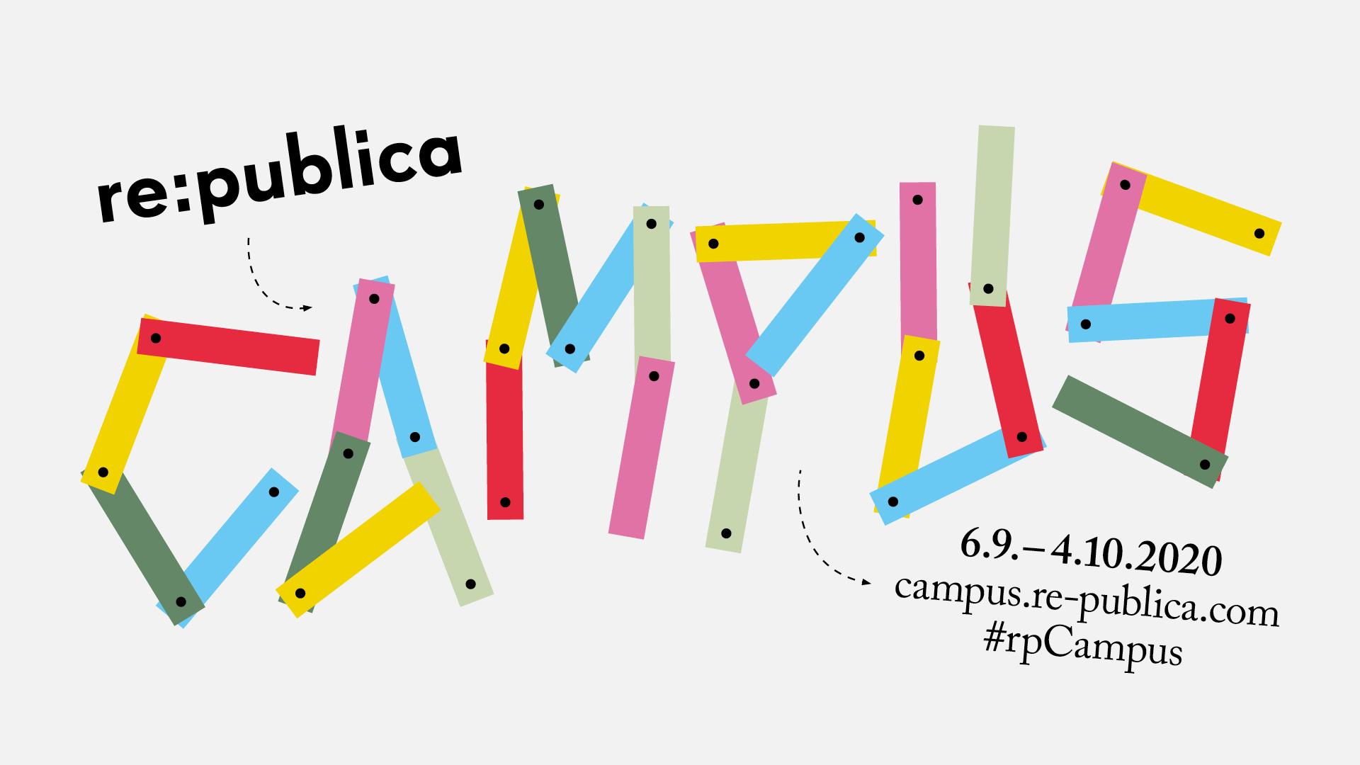 re:publica Campus 2020
