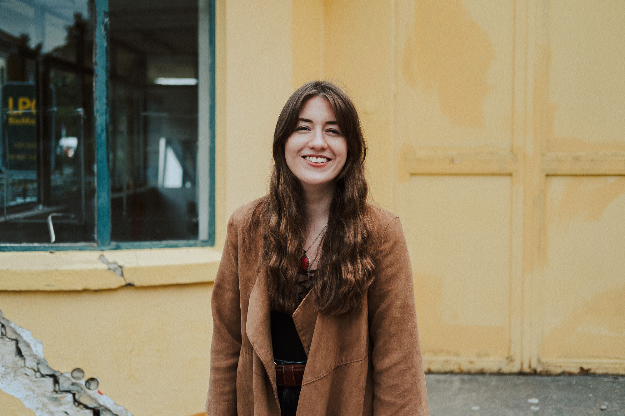 Isabelle Rogge: Ich bin freie Autorin, Moderatorin und Podcastproduzentin