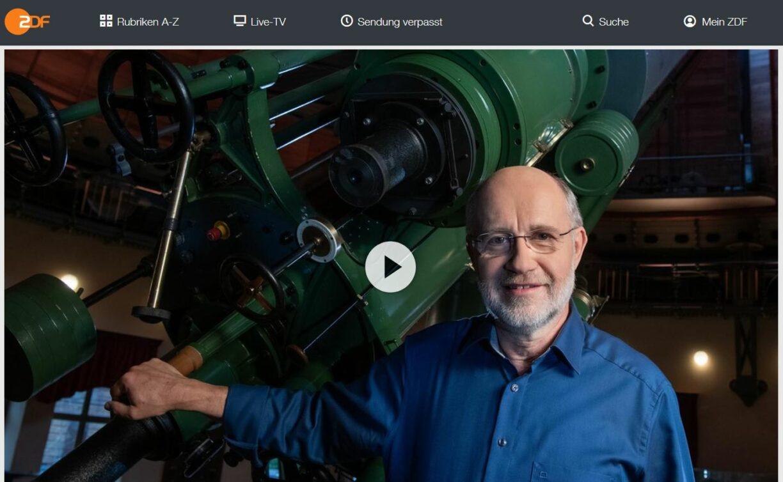 ZDF-Doku: Die Reise zum Rand der Welt - Hat das Universum Grenzen?