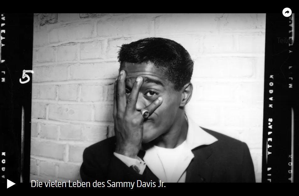ARTE-Doku: Die vielen Leben des Sammy Davis Jr.