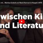 ARTE: Durch die Nacht mit... Martina Gedeck und Navid Kermani in Neapel