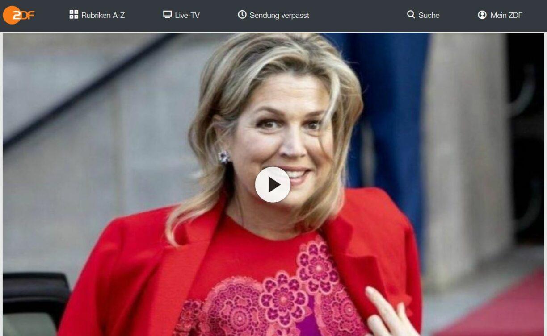 ZDF-Doku: Fulltime-Job Königin