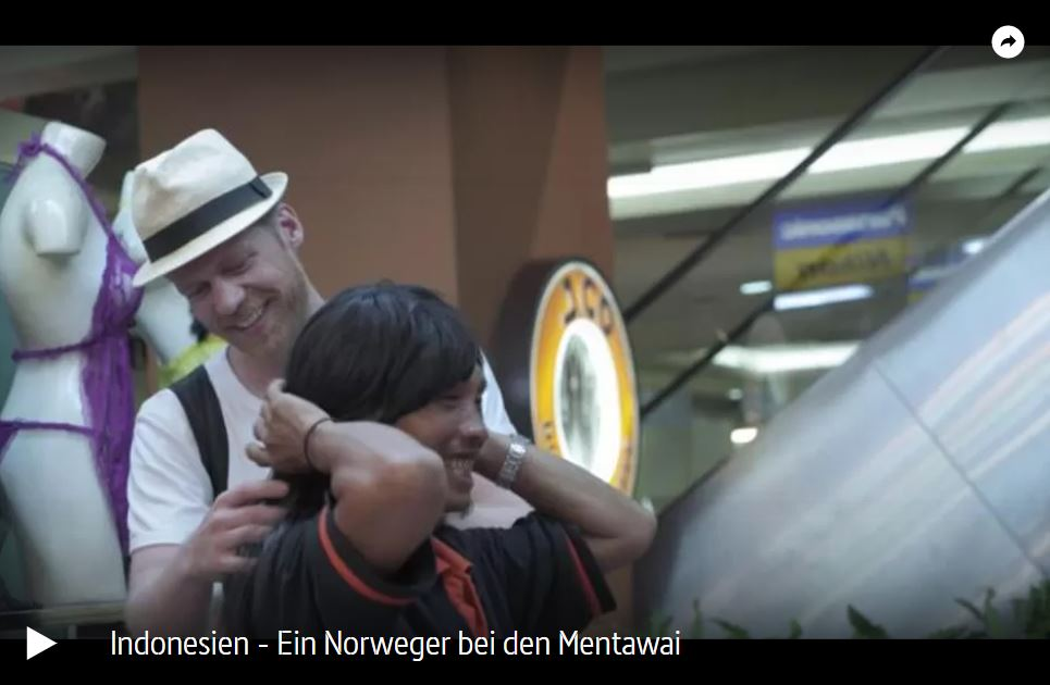ARTE-Doku: Indonesien - Ein Norweger bei den Mentawai