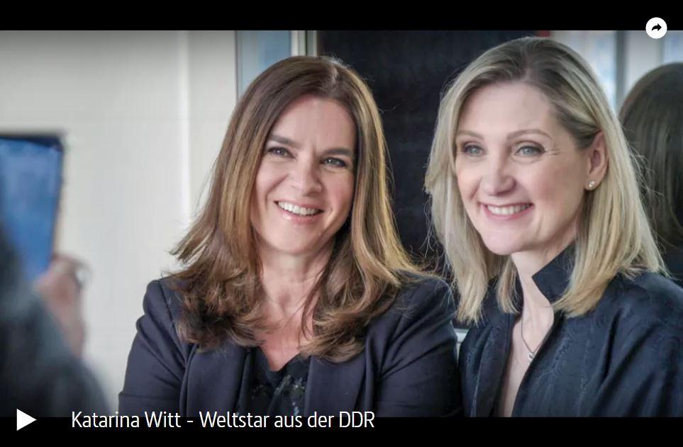 ARTE-Doku: Katarina Witt - Weltstar aus der DDR