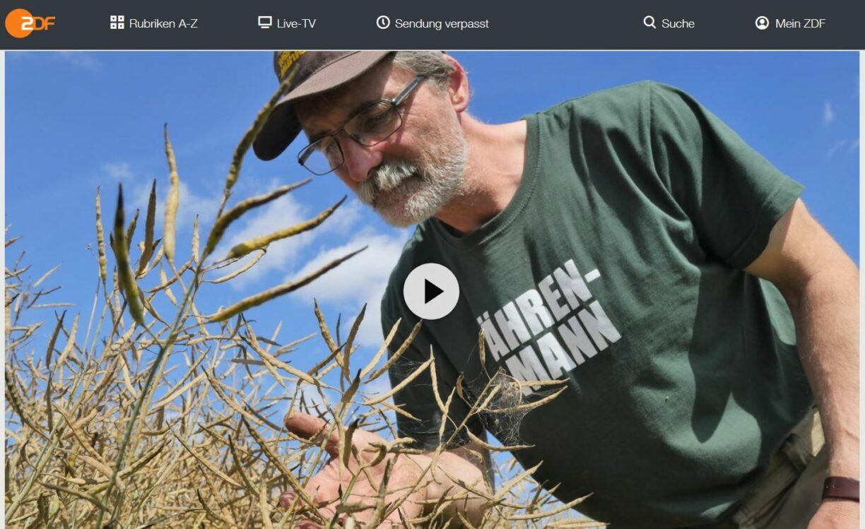 ZDF-Doku: Landfrust - Bauern unter Druck