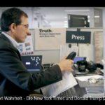 ARTE-Doku: Mission Wahrheit - Die New York Times und Donald Trump (4 Teile)