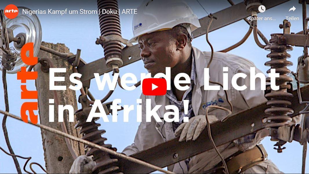 ARTE-Doku: Nigerias Kampf um Strom