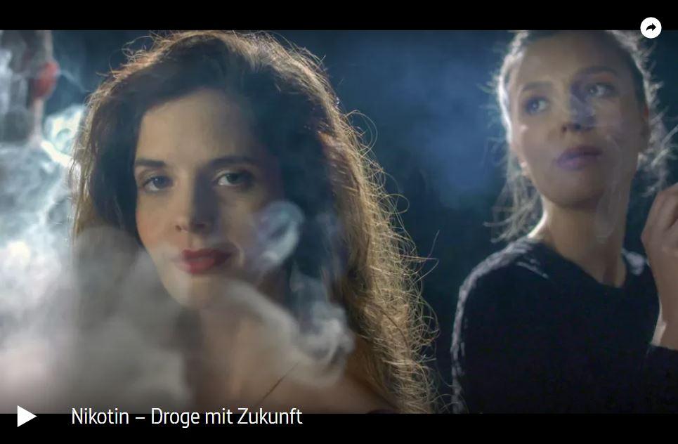 ARTE-Doku: Nikotin – Droge mit Zukunft