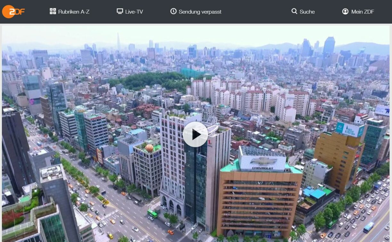 ZDF-Doku: Südkorea – Erfolg um jeden Preis