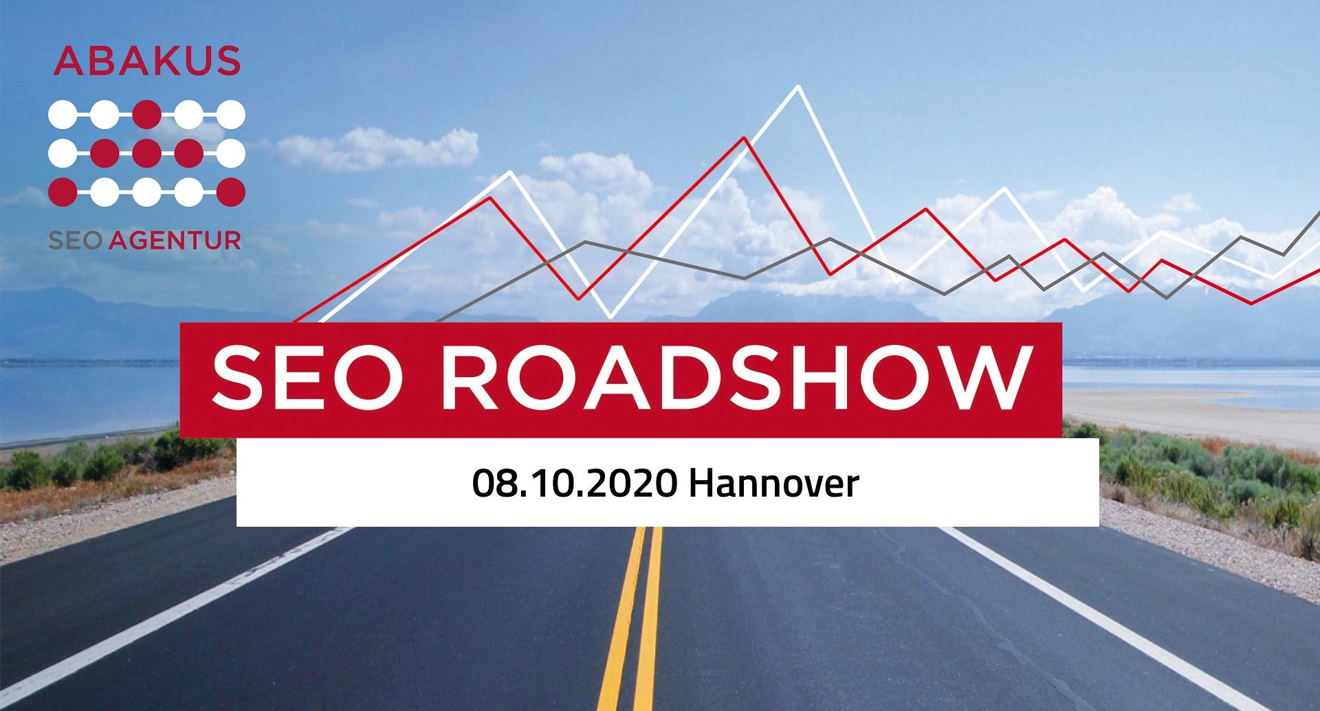 SEO Roadshow Hannover 2020