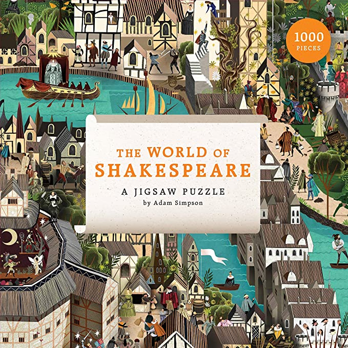 Puzzle: The World of Shakespeare
