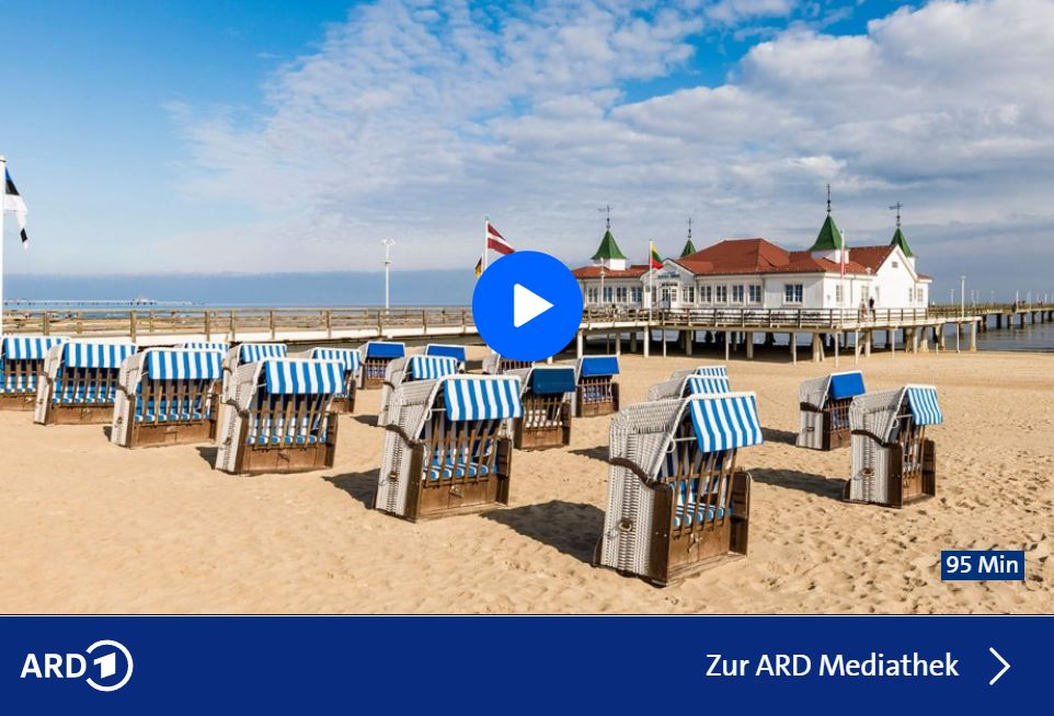 ARD-Doku: Usedom - Der Freie Blick aufs Meer